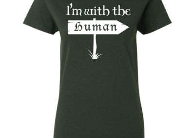I'm with the Human