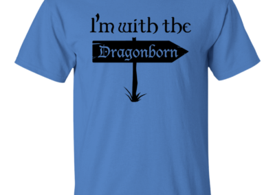 I'm with the Dragonborn